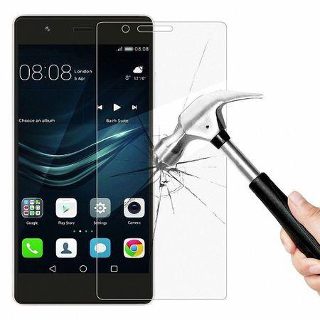 Huawei P10 Lite PANZERGLAS Glas Schutzfolie Schutzglas Tempered Glass 9H – Bild 1