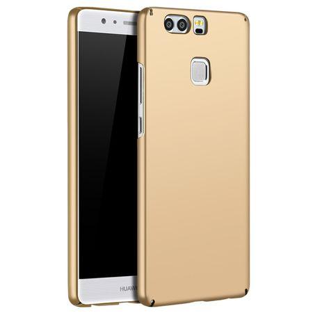 Huawei P8 Lite 2017 Anki Shield Hardcase Cover Case Hülle GOLD – Bild 1