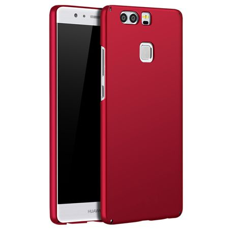 Huawei Honor 9 Anki Shield Hardcase Cover Case Hülle ROT – Bild 1