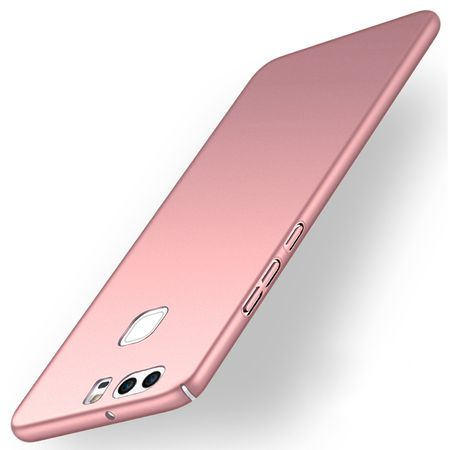 Huawei Honor 9 Anki Shield Hardcase Cover Case Hülle ROSÉGOLD Pink – Bild 3
