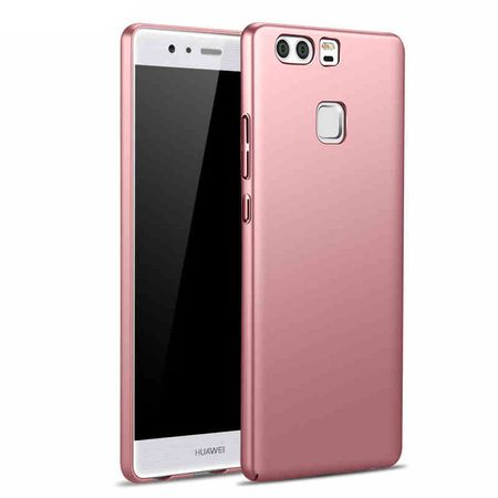 Huawei Honor 9 Anki Shield Hardcase Cover Case Hülle ROSÉGOLD Pink – Bild 1