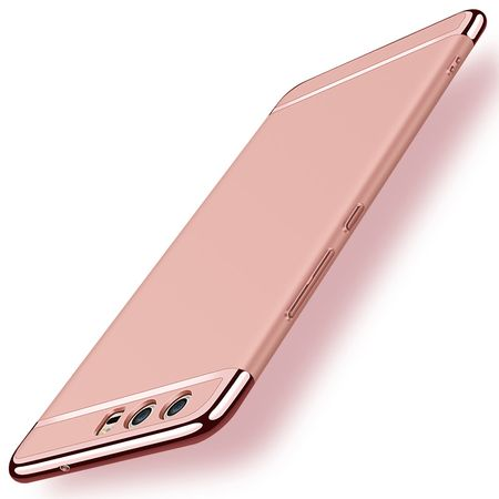 Huawei Honor 9 Anki Royal Hard Case Cover Hülle ROSÉGOLD Pink – Bild 1