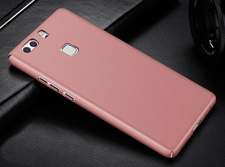 OnePlus 5 Anki Shield Hardcase Cover Case Hülle ROSÉGOLD Pink – Bild 4