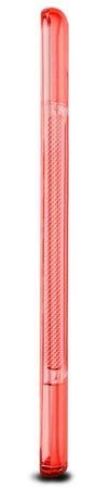 Sony Xperia XA1 S-Line TPU Gummi Silikon Case Welle Hülle ROT – Bild 2