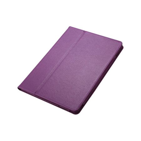 iPad Pro 10.5 Leder Smart Case Cover Etui Hülle Tasche LILA Violett – Bild 3
