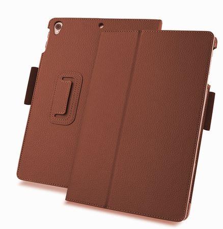 iPad Pro 10.5 Leder Smart Case Cover Etui Hülle Tasche BRAUN – Bild 4