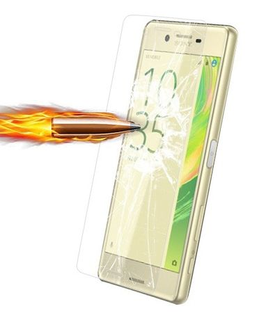 Sony Xperia X Performance PANZERGLAS Tempered Glass Glas Schutzfolie