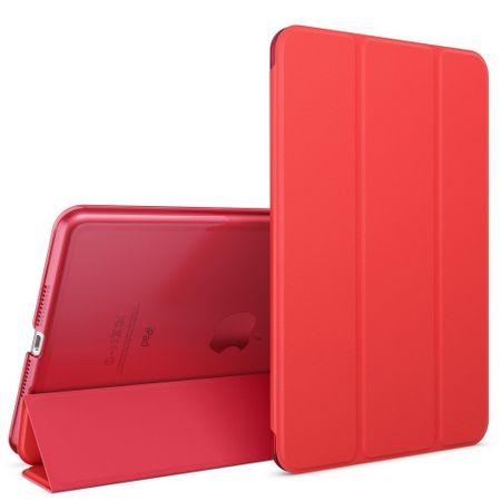 iPad Pro 10.5 Smart Case + Back Cover VORDER- & HINTERSEITE Hülle Etui Tasche ROT – Bild 2
