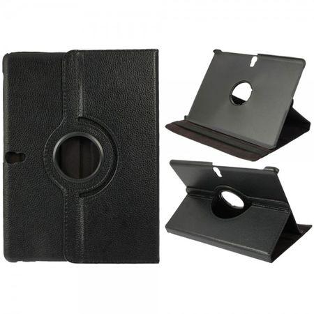 Samsung Galaxy Tab S 10.5 360° Flip Etui Tasche Cover Leder Case SCHWARZ