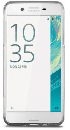 Sony Xperia X S-Line Gummi TPU Silikon Case Cover Hülle Klar Transparent – Bild 3