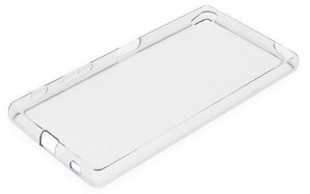 Sony Xperia XA Gummi TPU Silikon Clear Case Cover Hülle Klar TRANSPARENT – Bild 3