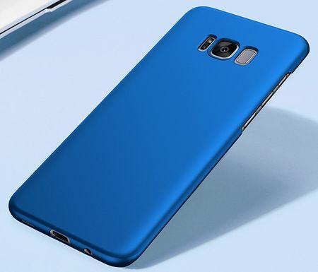 Samsung Galaxy J3 2017 Anki Shield Hardcase Cover Case Hülle BLAU – Bild 2