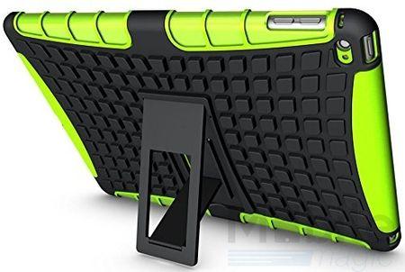 iPad mini 4 Hybrid Outdoor Case GRÜN / SCHWARZ – Bild 2