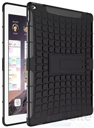 iPad mini 4 Hybrid Outdoor Case SCHWARZ