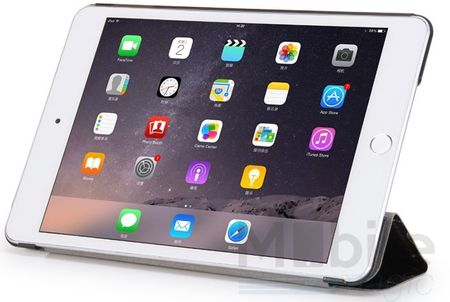 iPad Air 2 Smart Luxus Etui Tasche Hülle SCHWARZ – Bild 2