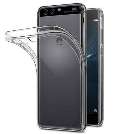 LG Q6 + TPU Gummi Hülle Klar Silikon Crystal Clear Case TRANSPARENT