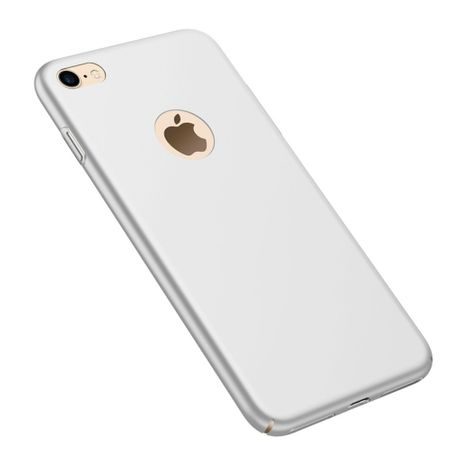 iPhone 8 Anki Shield Hardcase Cover Case Hülle SILBER – Bild 5