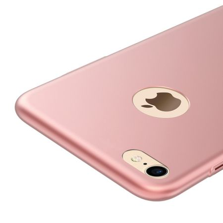 iPhone 8 Anki Shield Hardcase Cover Case Hülle ROSÉGOLD Pink – Bild 2
