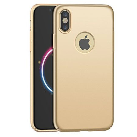 iPhone X Anki Shield Hardcase Cover Case Hülle GOLD – Bild 1
