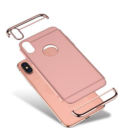iPhone X Anki Royal Hard Case Cover Hülle ROSÉGOLD Pink – Bild 3