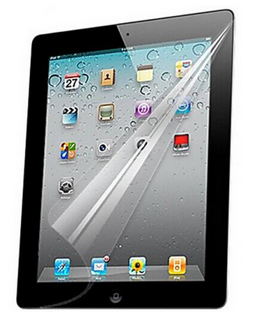 iPad 2 / 3 / 4 ULTRA Clear Glanz Klar Schutzfolie Display Folie