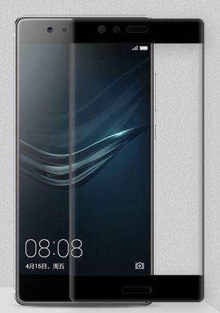 Huawei Mate 10 Pro RANDLOS Panzerglas Glas Schutzfolie Schutzglas Curved Tempered Glass SCHWARZ – Bild 2