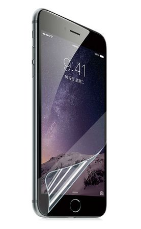 iPhone 8 Plus Schutzfolie ULTRA CLEAR Display Folie Klar – Bild 1