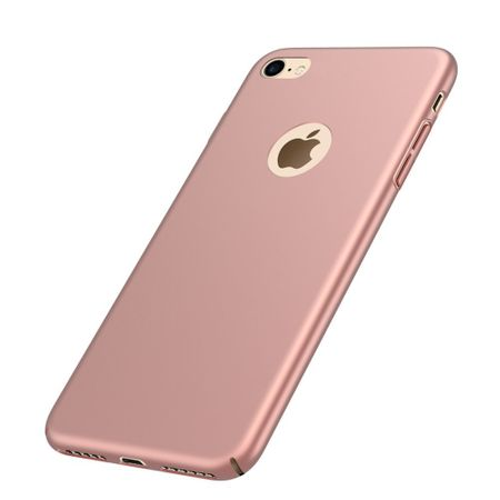 iPhone 8 Plus Anki Shield Hardcase Cover Case Hülle ROSÉGOLD Pink – Bild 3