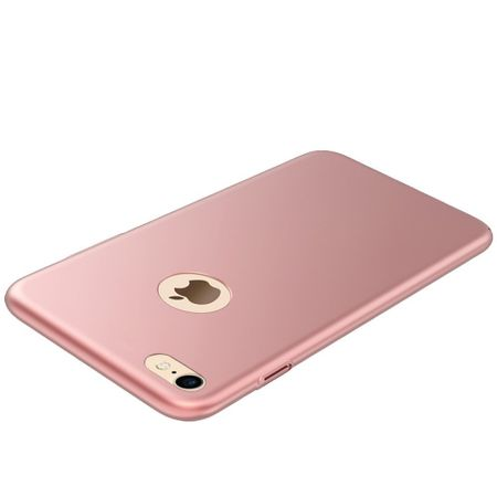 iPhone 8 Plus Anki Shield Hardcase Cover Case Hülle ROSÉGOLD Pink – Bild 4