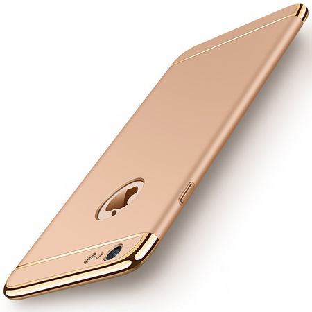 iPhone 8 Plus Anki Royal Hard Case Cover Hülle GOLD – Bild 2