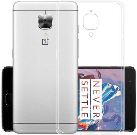 OnePlus 3 Three Gummi TPU Silikon Case CLEAR Transparent – Bild 1