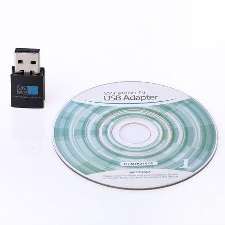 Mini USB 2.0 WiFi WLAN Wireless Adapter Stick Dongle 300 Mbit IEEE 802.11b/g/n – Bild 5