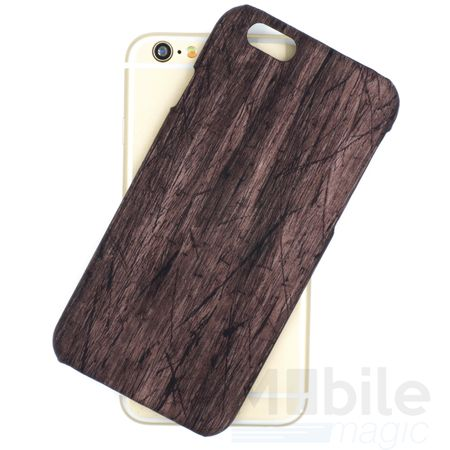 iPhone 6S / 6 Holz Wood Design Hard Case Cover Hülle – Bild 3