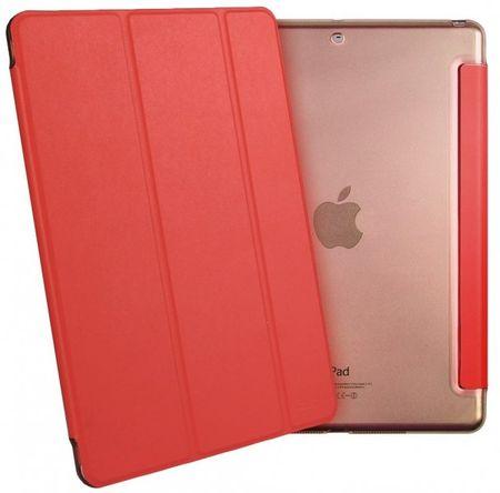 iPad mini 1 / 2 / 3  FullBody Leder Smart Etui Tasche Vorne + Hinten ROT – Bild 2