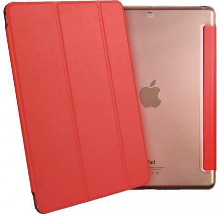 "iPad Pro 12.9"" ""  FullBody Leder Smart Etui Tasche Vorne + Hinten ROT – Bild 3"
