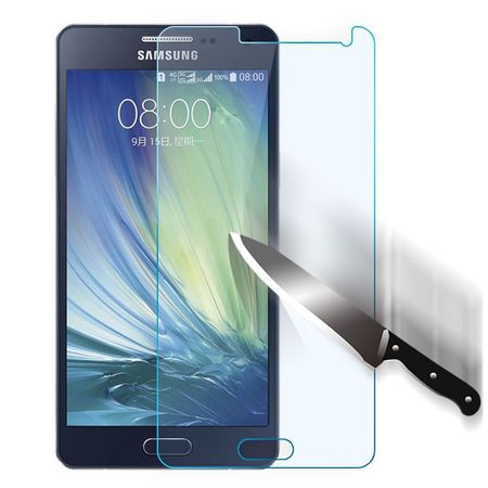 Samsung Galaxy A8 (2018) MATT Anti-Glare PANZERGLAS Tempered Glass Schutzglas Glas Schutzfolie – Bild 1
