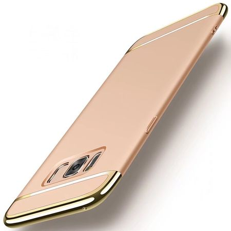 Samsung Galaxy A8 (2018) Anki Royal Hard Case Cover Hülle GOLD – Bild 1