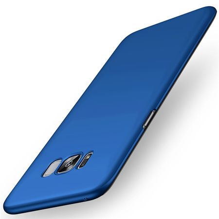 Samsung Galaxy A8 Plus Anki Shield Hardcase Cover Case Hülle BLAU – Bild 1