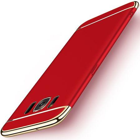 Samsung Galaxy A8 Plus Anki Royal Hard Case Cover Hülle ROT – Bild 1