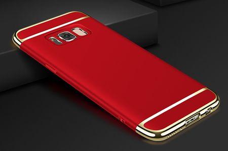 Samsung Galaxy A8 Plus Anki Royal Hard Case Cover Hülle ROT – Bild 2