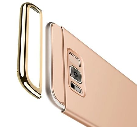 Samsung Galaxy A8 Plus Anki Royal Hard Case Cover Hülle GOLD – Bild 3