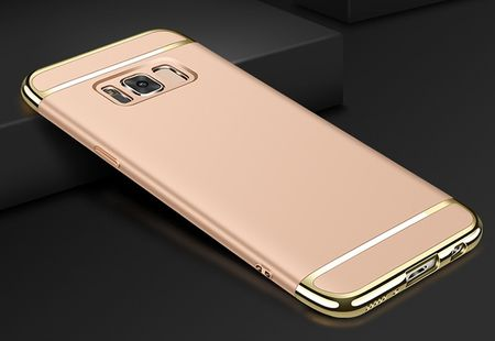 Samsung Galaxy S9 Anki Royal Hard Case Cover Hülle GOLD – Bild 2