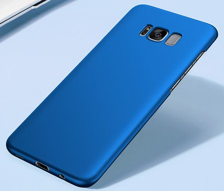 Samsung Galaxy S9 Plus Anki Shield Hardcase Cover Case Hülle BLAU – Bild 2