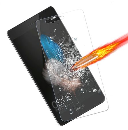 Sony Xperia XA2 Ultra PANZERGLAS Glas Schutzfolie Schutzglas Tempered Glass 9H – Bild 2