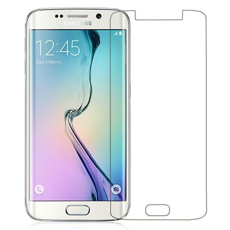 Samsung Galaxy S6 Edge Matt Anti-Glare Schutzfolie Display Matte Folie