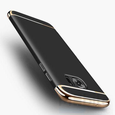 Samsung Galaxy S7 Anki Royal Hard Case Cover Hülle SCHWARZ – Bild 2