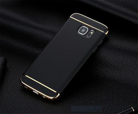 Samsung Galaxy S7 Anki Royal Hard Case Cover Hülle SCHWARZ – Bild 4
