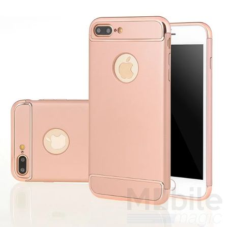 iPhone 6S / 6 Anki Royal Hard Case Cover Hülle Pink ROSÉGOLD