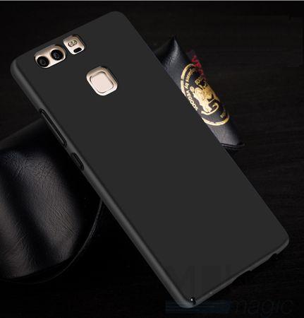 Huawei P9 Anki Shield Hardcase Cover Case Hülle SCHWARZ – Bild 2