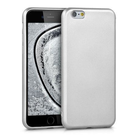 iPhone 6S / 6 Anki Shield Hardcase Cover Case Hülle SILBER – Bild 3